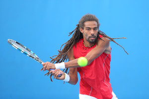 Dustin Brown Australian Open 2015
